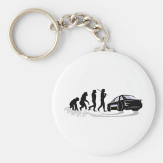 Evoloution Keychain