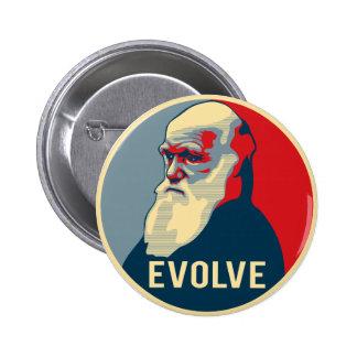 Évoluez Badge