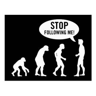 evolution2 cartes postales