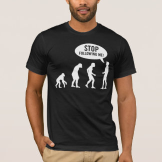 evolution2 t-shirt