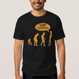 evolution3 tee shirts