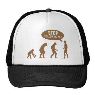 evolution4 casquettes