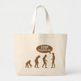 evolution4 sac en toile jumbo