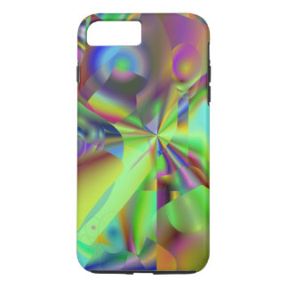Evolution Abstract 15 by LH iPhone 7 Plus Case