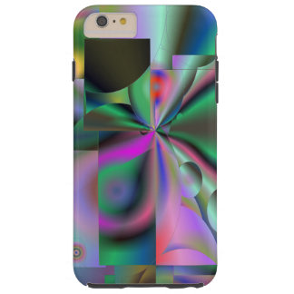 Evolution Abstract 18 by LH Tough iPhone 6 Plus Case