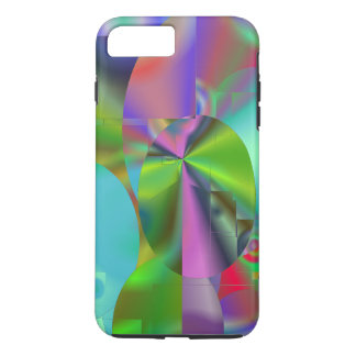 Evolution Abstract 21 by LH iPhone 7 Plus Case