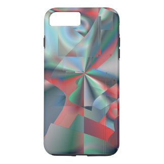 Evolution Abstract 24 by LH iPhone 7 Plus Case