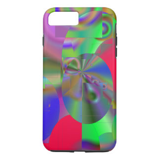 Evolution Abstract 25 by LH iPhone 7 Plus Case