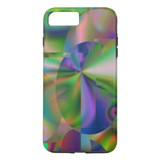 Evolution Abstract 27 by LH iPhone 7 Plus Case