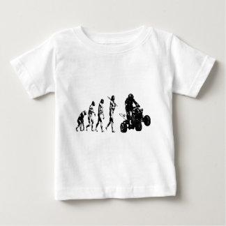 evolution atv.png baby T-Shirt