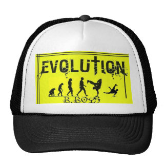 Evolution B.Boys Trucker Hat