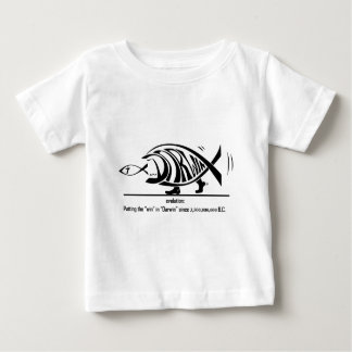 Evolution Baby T-Shirt