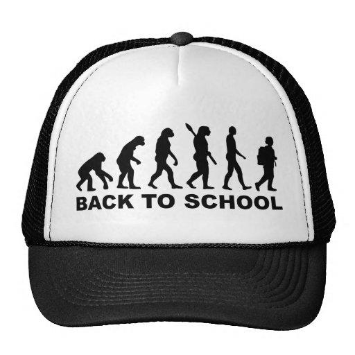Evolution Back to school Trucker Hats
