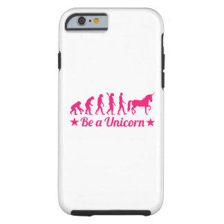 Evolution be a unicorn tough iPhone 6 case
