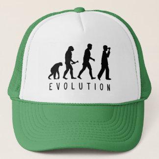 Evolution: Birder Trucker Hat