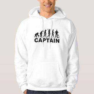 Evolution captain hoodie