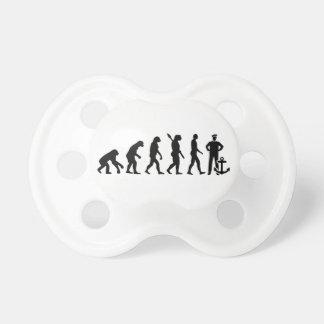 Evolution captain pacifier