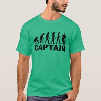 Evolution captain T-Shirt