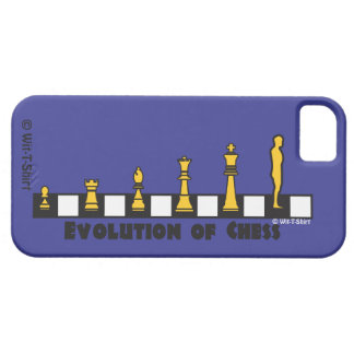 Evolution Chess, Chess Man iphone case