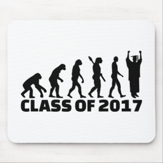Evolution Class of 2017 Mouse Pad