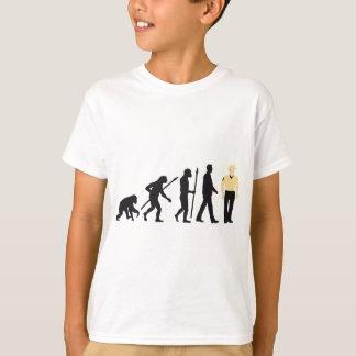 evolution copilot, sheriff, marshal, policeman T-Shirt