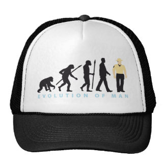 evolution copilot, sheriff, marshal, policeman trucker hat