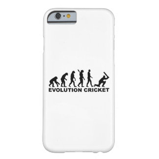 Evolution Cricket Barely There iPhone 6 Case
