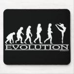 Evolution - Dance Mouse Pad