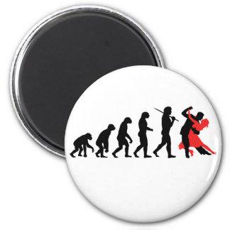 Evolution - Dancing Magnet