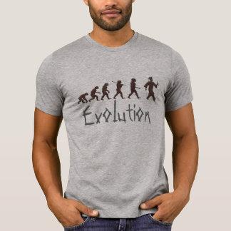 évolution de T-shirt drôle d'obtention du diplôme