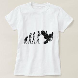 evolution dirt bike.png T-Shirt