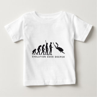 evolution diving baby T-Shirt