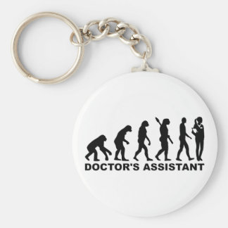 Evolution doctor's assistant keychain