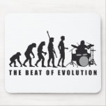 evolution drummer mouse pad