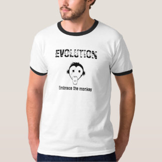 EVOLUTION: Embrace the monkey T-Shirt