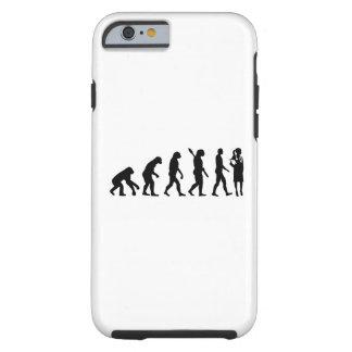 Evolution female doctor tough iPhone 6 case