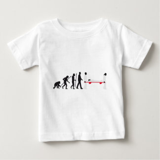 evolution female paramedic baby T-Shirt