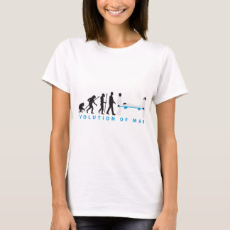 evolution female paramedic T-Shirt
