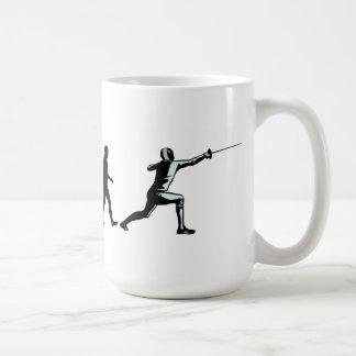 Evolution Fencer Mug