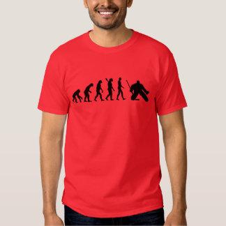 Evolution Goalie Hockey T Shirt