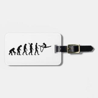Evolution Gymnastics Bag Tag