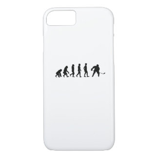 Evolution Hockey Lover Funny Gifts iPhone 8/7 Case