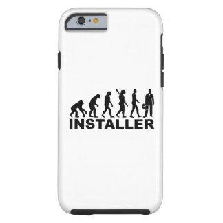 Evolution installer tough iPhone 6 case