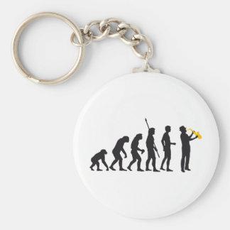 evolution jazz keychains