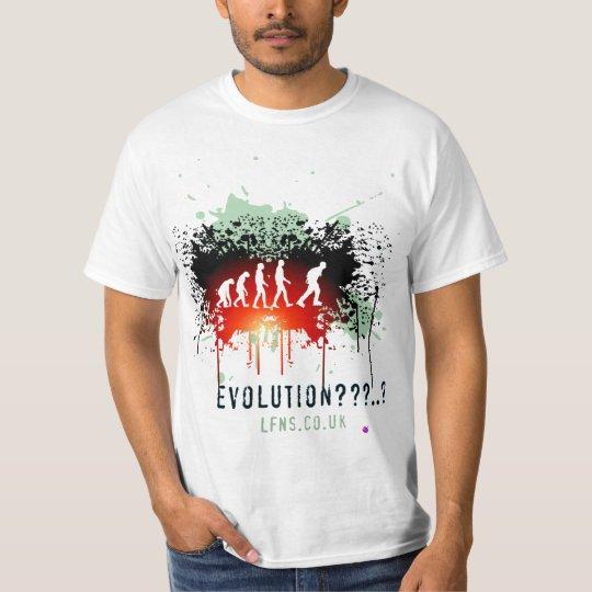 Evolution/Keep Left Value T-Shirt