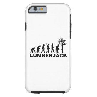 Evolution lumberjack tough iPhone 6 case