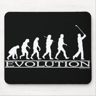 Evolution - Man - Golf Mouse Pad