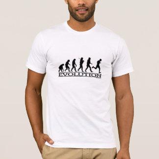 Evolution - Man Running T-Shirt