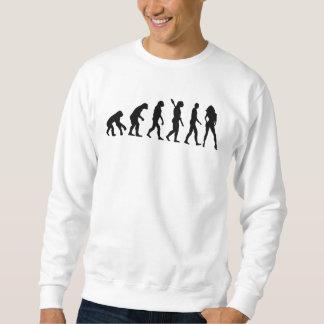 Evolution model sweatshirt