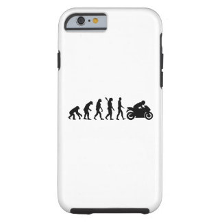 Evolution motorcycle tough iPhone 6 case